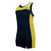Limited singlet blátt/gult medium
